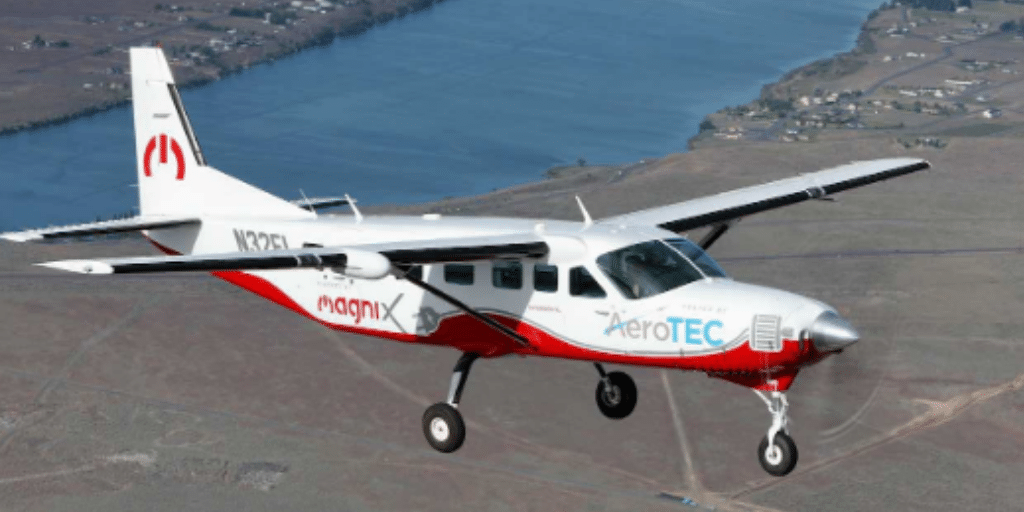 World's largest all-electric aircraft successfully takes its first flight