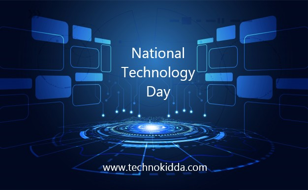 11 May National Technology Day