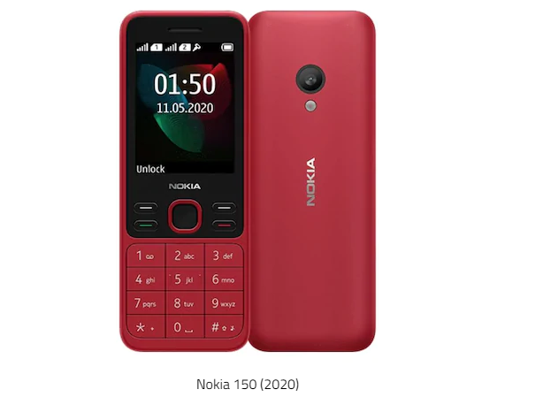 Nokia 150 feature phone launched: price and specifications