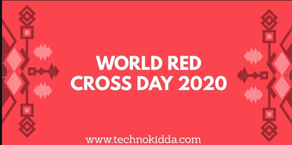 World Red Cross Day 2020