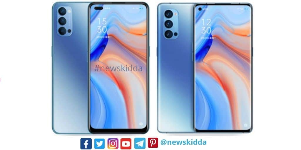 Oppo Reno 4 Pro will launch in India on July 31, 2020