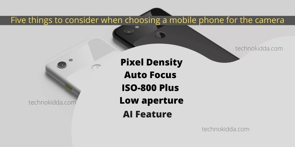 Don't buy a mobile just by looking at more pixels of the camera, these eight smartphones are the best for photography, find out why